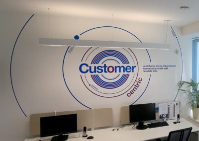 Konica Minolta - 6 Values - Customer Centric