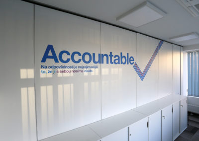 Konica Minolta - 6 Values - Accountable