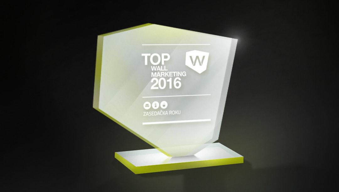 Hodnotíme TOP Wallmarketing v Zasedačce roku