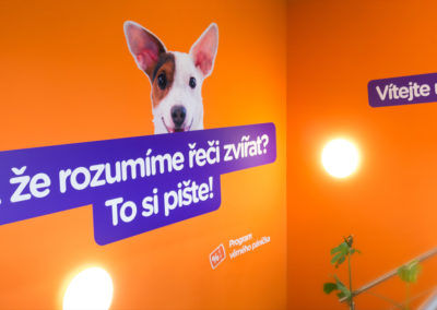 Wallmarketing Pet center 05