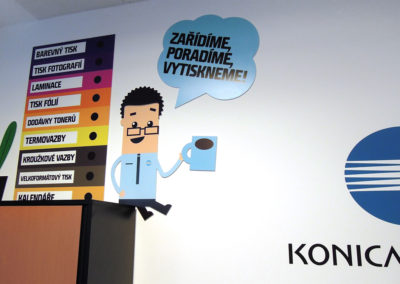 Wallmarketing showroomy Konica Minolta 07