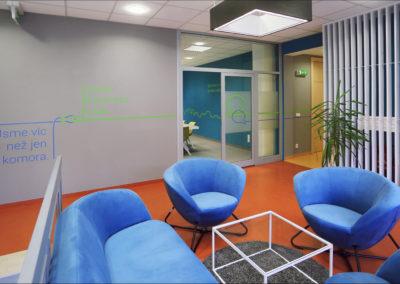 Wallmarketing - interiéry v RHK 03