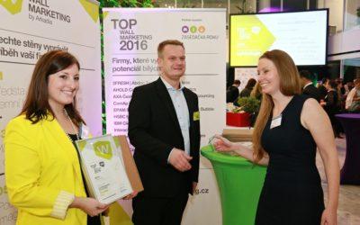 Nejlepší Wallmarketing mezi finalisty Zasedačky roku