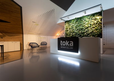 Showroom Toka Wallmarketing